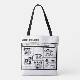 Our Follies Black Life Matters Tote