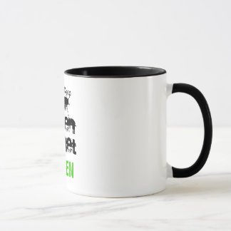 Our Green Planet Official Coffee Mug