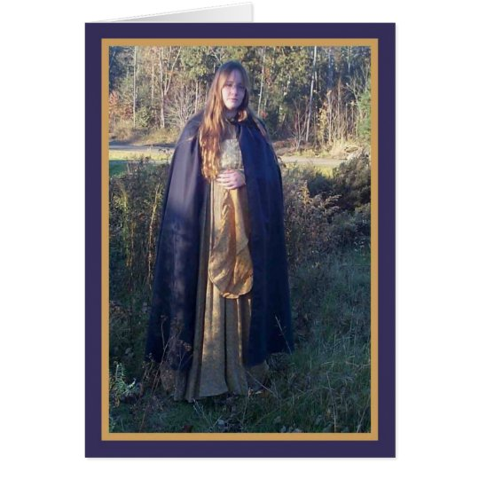 OUR GUINEVERE CARD