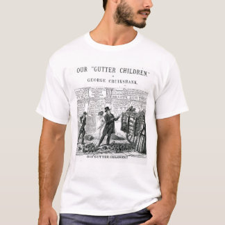 Our Gutter Children, 1869 T-Shirt