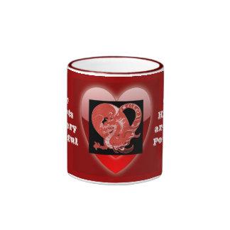 Our Hearts mug