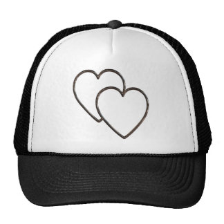 Our Joined Hearts Hats