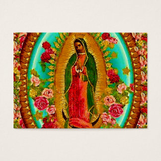 Our Lady Guadalupe Mexican Saint Virgin Mary