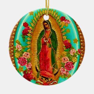 Virgin Mary Christmas Tree Decorations & Ornaments ...