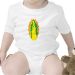 OUr Lady Guadalupe Modern Baby Creeper
