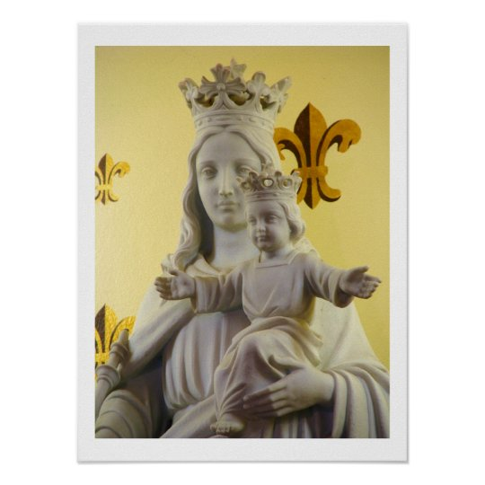Our Lady Help of Christians Photograph Poster