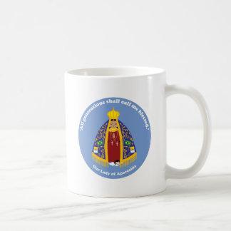 Our Lady of Aparecida Basic White Mug