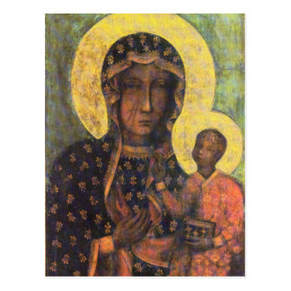 Our Lady of Czestochowa Postcards