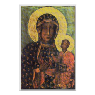 Our Lady of Czestochowa Prints