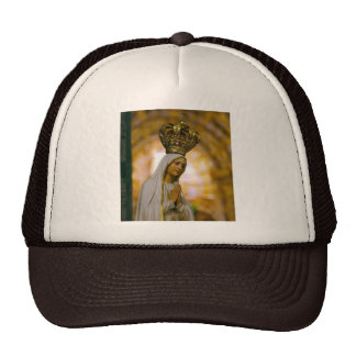 Our Lady of Fatima Mesh Hats