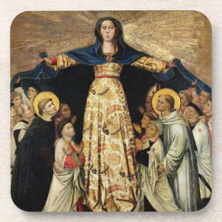 Our Lady of Grace and the Masters of the Order of Coaster