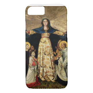 Our Lady of Grace and the Masters of the Order of iPhone 8/7 Case