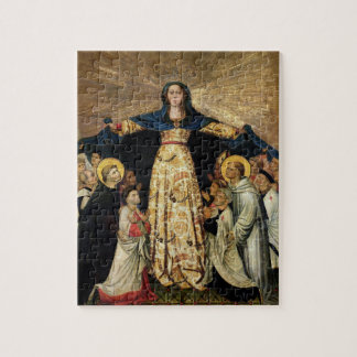 Our Lady of Grace and the Masters of the Order of Jigsaw Puzzle