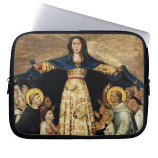 Our Lady of Grace and the Masters of the Order of Laptop Sleeve
