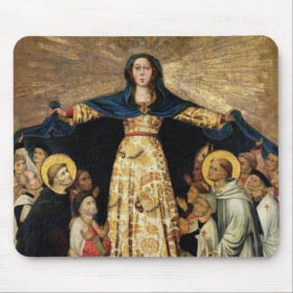 Our Lady of Grace and the Masters of the Order of Mouse Mat