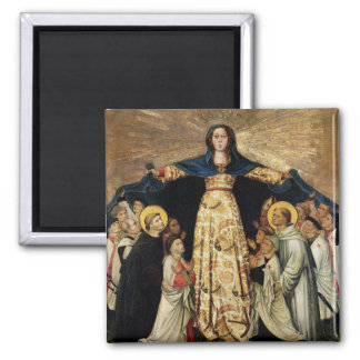 Our Lady of Grace and the Masters of the Order of Square Magnet