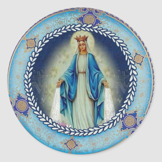 Our Lady of Grace Blessed Virgin Mary Classic