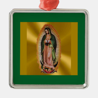 Our Lady of Guadalupe Christmas Ornament