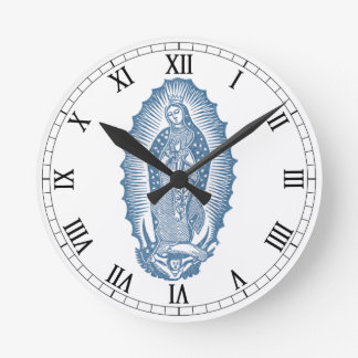Our Lady of Guadalupe Clocks