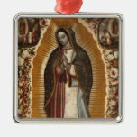 OUR LADY OF GUADALUPE PRAY FOR US ORNAMENT