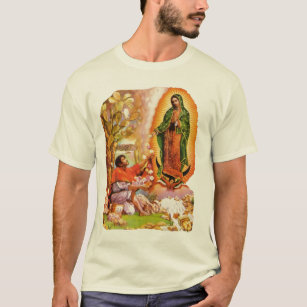 c80015baa Our Lady Of Guadalupe T-Shirts & Shirt Designs | Zazzle UK