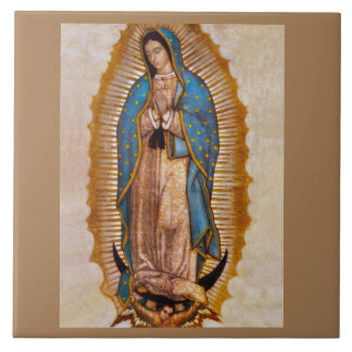 OUR LADY OF GUADALUPE TILE