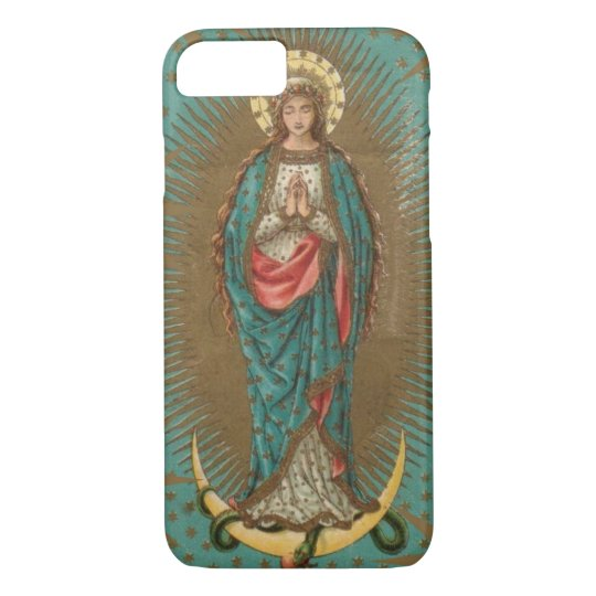 Our Lady of Guadalupe VIRGIN MARY iPhone 8/7