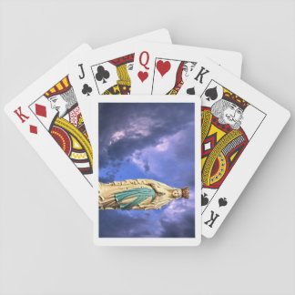 Our Lady of Lourdes Classic Playing Cards
