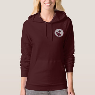 Our Lady of Lourdes Hooded Sweatshirt