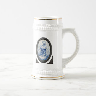 Our Lady of Peace Coffee Mugs