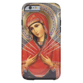 Our Lady of Sorrows Tough iPhone 6 Case