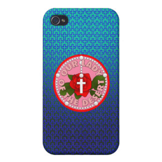 Our Lady of the Desert Case For iPhone 4