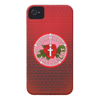 Our Lady of the Desert iPhone 4 Case-Mate Case