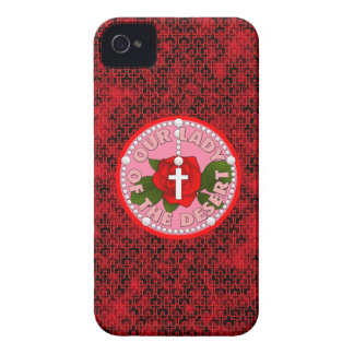 Our Lady of the Desert iPhone 4 Cover