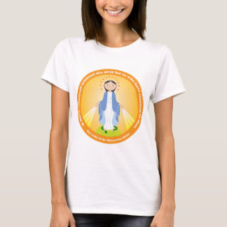 Our Lady of the Miraculous Medal T-Shirt