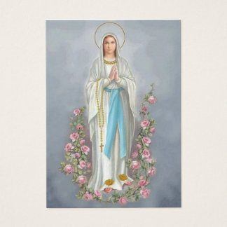 Our Lady of the Rosary Lourdes Memorare Prayer