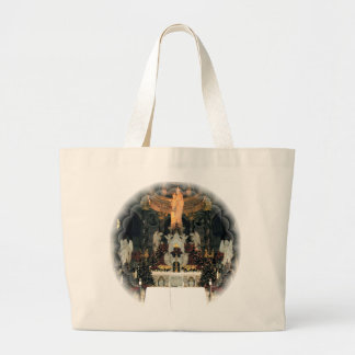 Our Lady of Victory Basilica Main Altar Jumbo Tote Bag