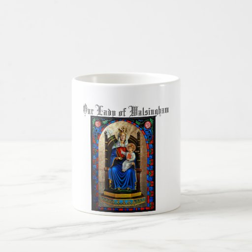 Our Lady of Walsingham Mug