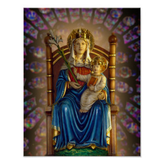 Our Lady of Walsingham Poster