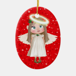 Our Little Angel Christmas Ornament