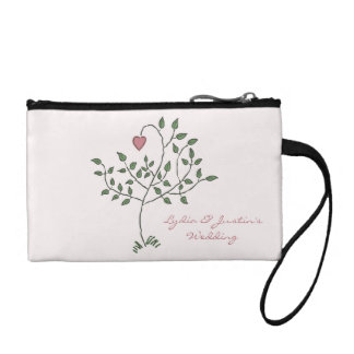 Our Love is Deeply Rooted Coin Purse