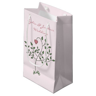 Our Love is Deeply Rooted Small Gift Bag