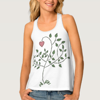 Our Love is deeply rooted Tank Top