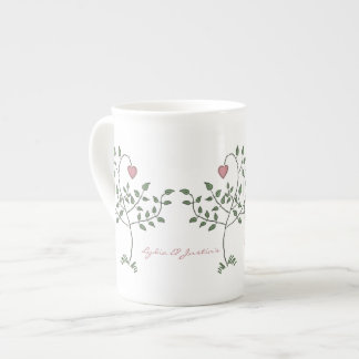 Our Love is Deeply Rooted Tea Cup