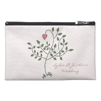 Our Love is Deeply Rooted Travel Accessory Bag