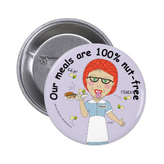Our meals are 100% Nut Free Pin