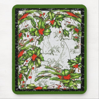 Our Messiah s Birth Mousepad