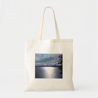 Our Mother (Earth Lessons) Budget Tote Bag