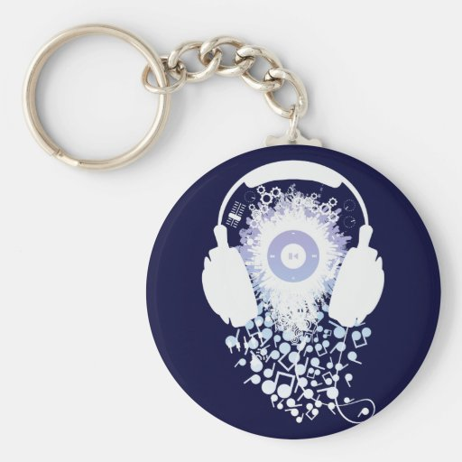 Our_Music Key Chains