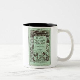 Our Mutual Friend Two-Tone Coffee Mug